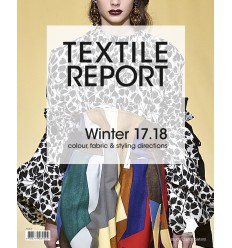 INTERNATIONAL TEXTILE REPORT 4-2016 A-W 2017-18