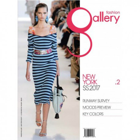 FASHION GALLERY WOMAN NEW YORK 02 S-S 2017