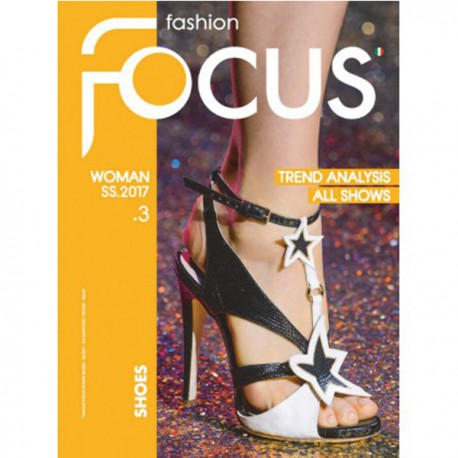 FASHION FOCUS WOMAN SHOES 03 S-S 2017 Miglior Prezzo