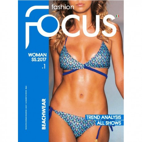 FASHION FOCUS WOMAN BEACHWEAR 01 S-S 2017