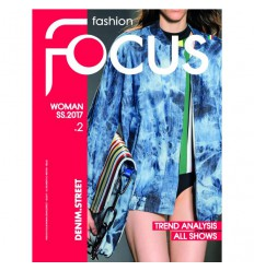 Fashion Focus Woman Denim Street 02 S-S 2017 Miglior Prezzo