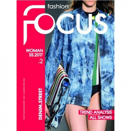 Fashion Focus Woman Denim Street 02 S-S 2017