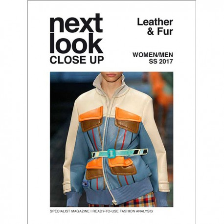 NEXT LOOK CLOSE UP WOMEN- MEN LEATHER & FUR 01 S-S 2017