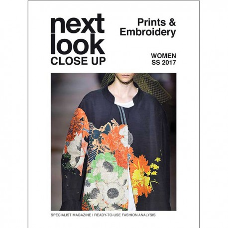 NEXT LOOK PRINT & EMBROIDERY 01 S-S 2017