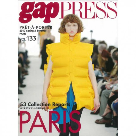 GAP PRESS 133 PARIS S-S 2017
