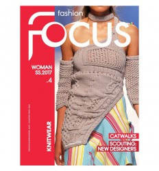 FASHION FOCUS KNITWEAR WOMAN 04 S-S 2017 Miglior Prezzo