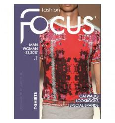 FASHION FOCUS MAN-WOMAN T-SHIRTS 01 S-S 2017