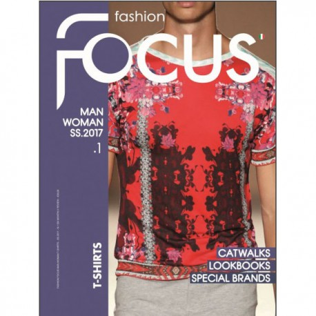 FASHION FOCUS MAN-WOMAN T-SHIRTS 01 S-S 2017