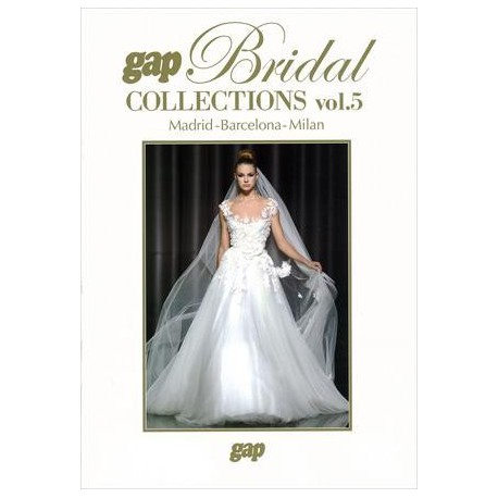 COLLECTIONS BRIDAL VOL.5 MADRID-BARCELONA-MILAN
