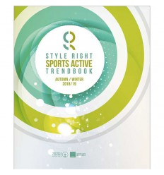 STYLE RIGHT SPORTS ACTIVE TRENDBOOK A-W 2018-19 Miglior Prezzo