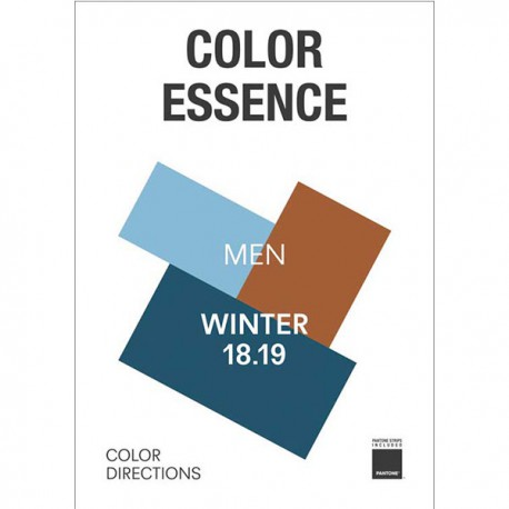 COLOR ESSENCE MEN A-W 2018-19