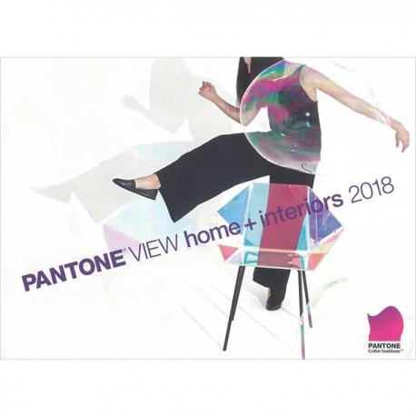 PANTONE VIEW + HOME INTERIORS 2018
