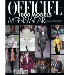 L'OFFICIEL 1000 MODELS MEN 118 S-S 2012 Shop Online