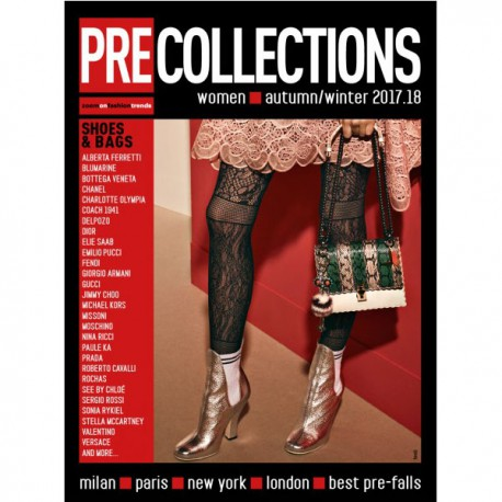 PRECOLLECTION SHOES & BAGS 07 S-S 2017