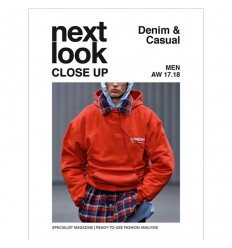NEXT LOOK CLOSE UP MEN DENIM & CASUAL 01 S-S 2018