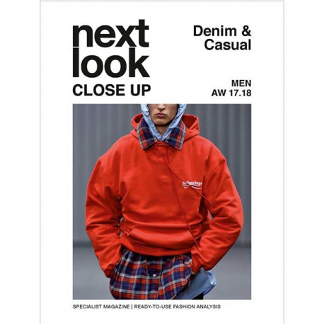 NEXT LOOK CLOSE UP MEN DENIM & CASUAL 01 S-S 2018
