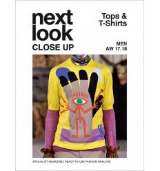 NEXT LOOK CLOSE UP MEN TOP & T-SHIRT 01 S-S 2018