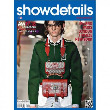 SHOW DETAILS MAN 17 A-W 2015-16