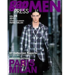 GAP PRESS MEN 26 S-S 2012 Shop Online