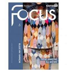 Fashion Focus Woman Knitwear 05 AW 2017 2018 Miglior Prezzo