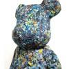 1000% Bearbrick Jackson Pollock