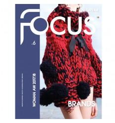 Fashion Focus Woman Knitwear 06 AW 2017 2018 Miglior Prezzo