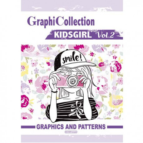 GRAPHICOLLECTION KIDS GIRL 02 Miglior Prezzo