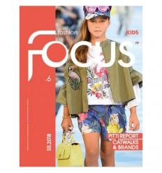 FASHION FOCUS KIDS 06 SS 2018 Miglior Prezzo