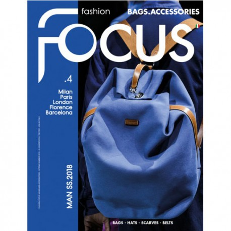 FASHION FOCUS BAGS ACCESSORIES MAN 04 SS 2018