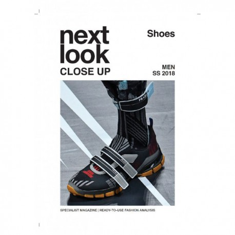 NEXT LOOK CLOSE UP SHOES MEN 02 A-W 2017-18