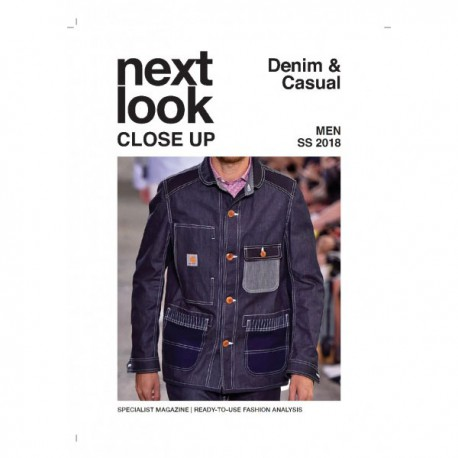 NEXT LOOK CLOSE UP DENIM & CASUAL MEN 03 SS 2018