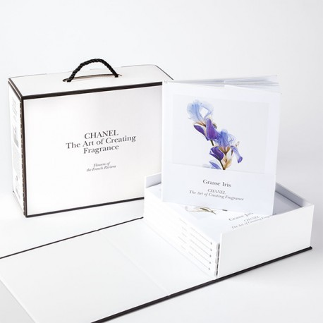 The Art of Creating Fragrance book collection 6 volumes