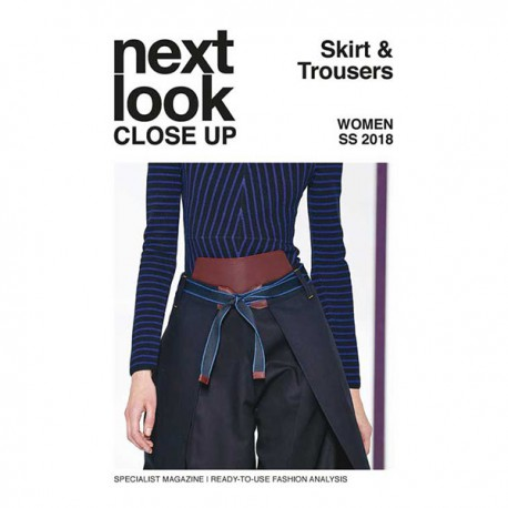 NEXT LOOK WOMEN SKIRT & TROUSERS 03 S-S 2018