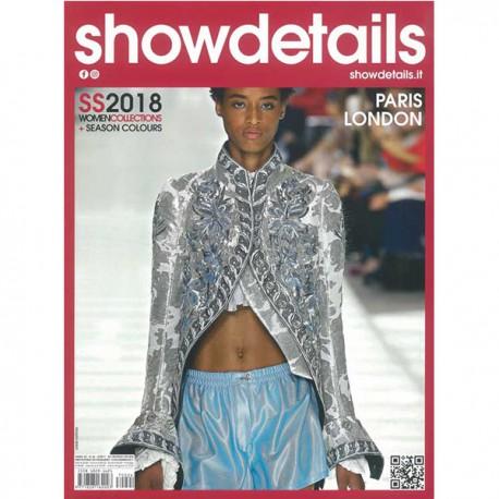 SHOWDETAILS 24 PARIS-LONDON SS 2018