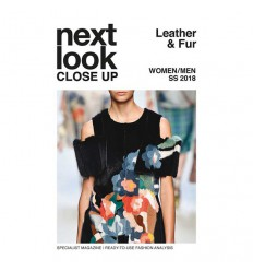NEXT LOOK WOMEN LEATHER & FUR AW 2017 2018