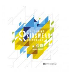 Style Right Kidswear Trendbook SS 2019 incl. DVD Miglior Prezzo