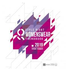 STYLE RIGHT WOMENSWEAR TRENDBOOK A-W 2017-18 INCL. DVD