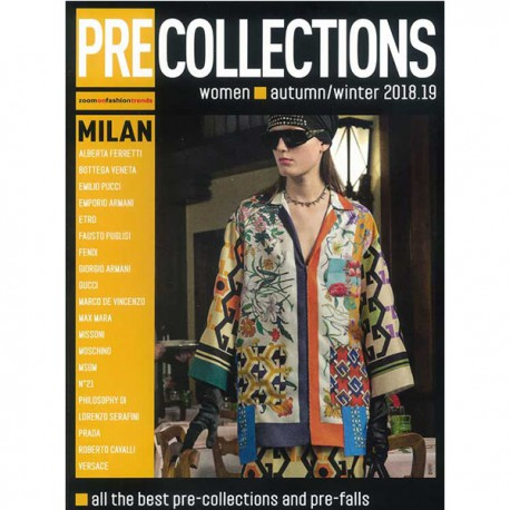 PRECOLLECTIONS WOMEN 08 MILAN A-W 2017-18