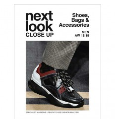 NEXT LOOK CLOSE UP SHOES MEN 03 SS 2018
