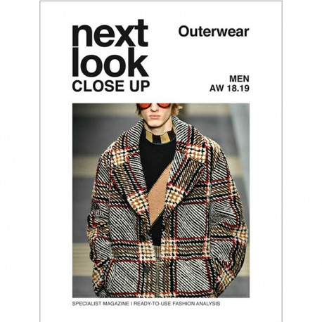 NEXT LOOK CLOSE UP OUTERWEAR MEN 03 SS 2018