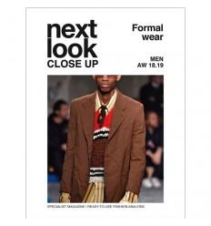 Next Look Close Up Men Formalwear 04 AW 2018-19