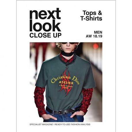 NEXT LOOK CLOSE UP TOP & T-SHIRTS MEN 03 SS 2018