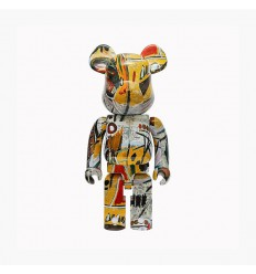 1000% Bearbrick Jean Michel Basquiat