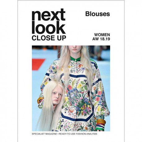 NEXT LOOK WOMEN BLOUSES 03 S-S 2018