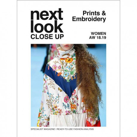 NEXT LOOK PRINT & EMBROIDERY 03 SS 2018
