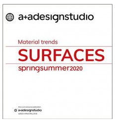 A+A SURFACES MATERIAL TRENDS SS 2019