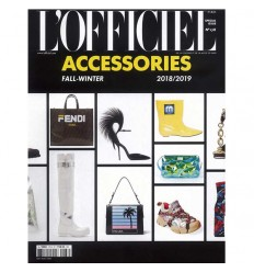 L'OFFICIEL 1000 MODELES ACCESSORIES 178 AW 2018-19 Shop Online