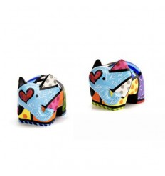 BRITTO SET SALT E PEPPER ELEPHANT Shop Online