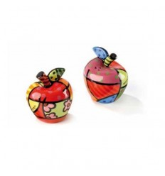 BRITTO SET SALT AND PEPPER APPLE Shop Online
