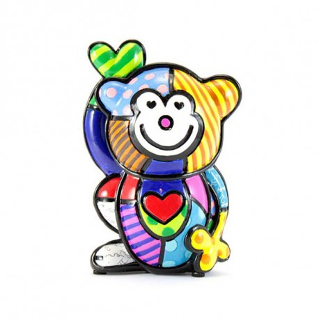 BRITTO FIGURINA LEONE FAITH LIMITED EDITION